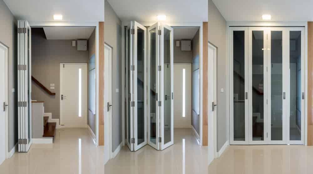 Bi fold doors cardiff upvc bi fold doors for Concertina doors