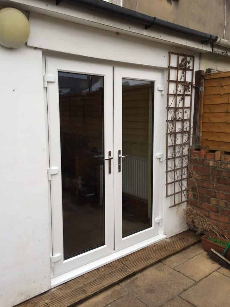 Gallery inspire windows cardiff wales for Upvc french doors ireland
