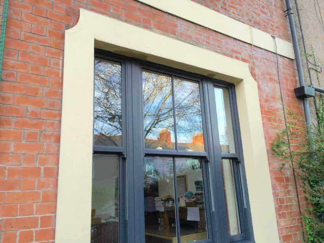 Gallery inspire windows cardiff wales for Upvc windows