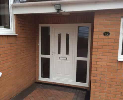 uPVC Doors Caerphilly
