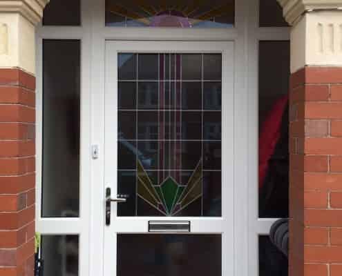 uPVC Doors Newport