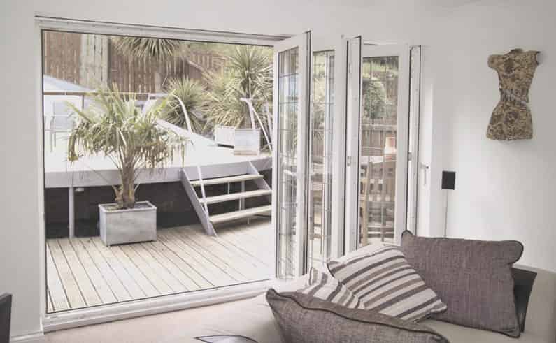 uPVC Folding Doors Newport