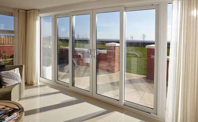 upvc patio doors caerphilly