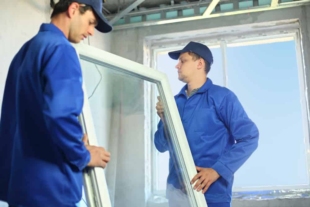 uPVC double glazed windows installers newport