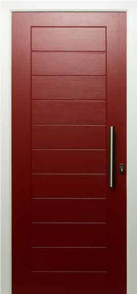 Cardiff composite door
