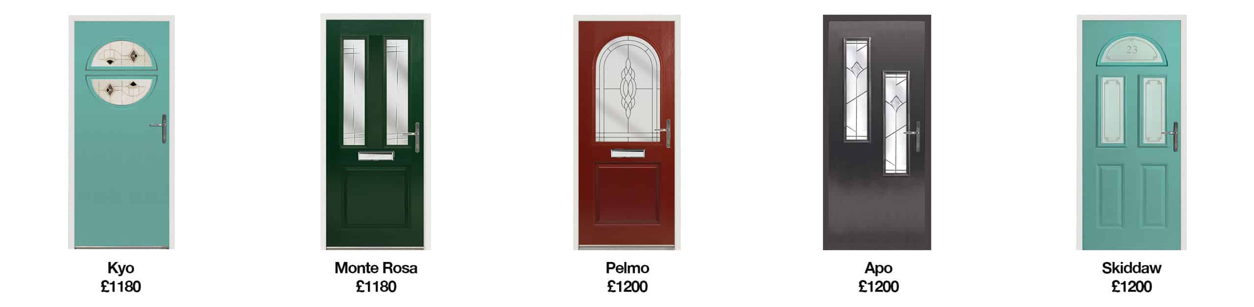 Endurance Composite Doors Bridgend