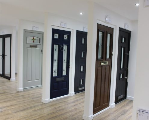 Residential Doors Cardiff