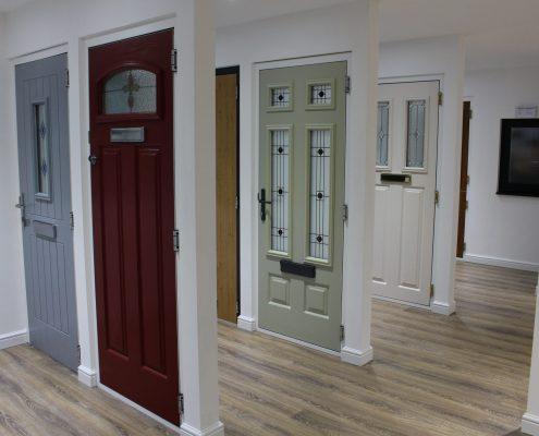 Front Doors Cardiff